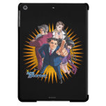 Phoenix Wright Key Art iPad Air Case