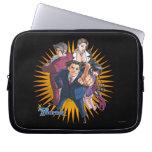 Phoenix Wright Key Art Laptop Sleeves