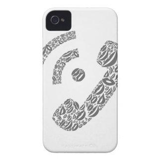 Phone a lip iPhone 4 Case-Mate case