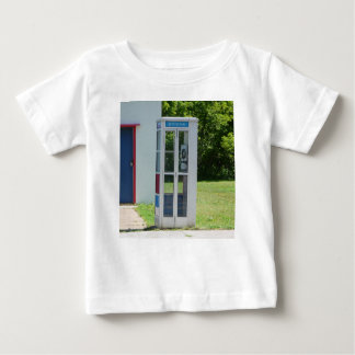 Phone Booth Baby T-Shirt