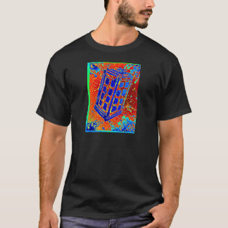 Phone Booth Box III T-Shirt