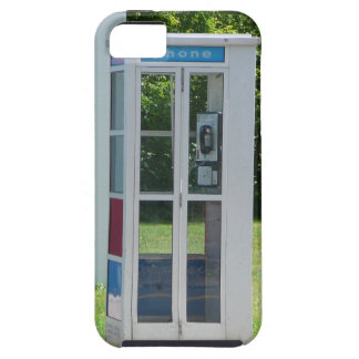 Phone Booth Case For The iPhone 5