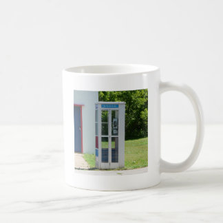 Phone Booth Coffee Mug