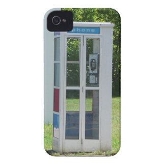 Phone Booth iPhone 4 Cover