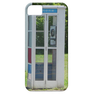 Phone Booth iPhone 5 Case