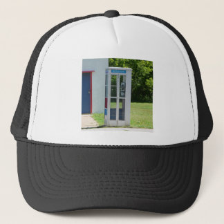 Phone Booth Trucker Hat