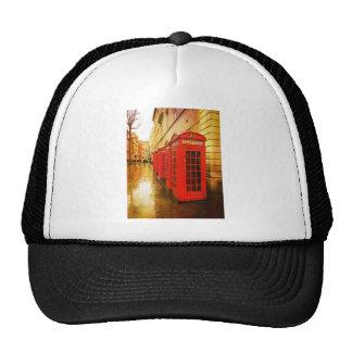 Phone boxes cap