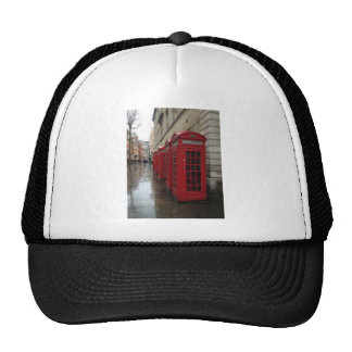 Phone boxes trucker hat