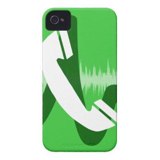 Phone Call Icon iPhone 4 Case