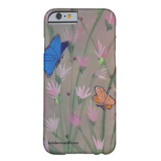 """Phone Case - """"Butterflies Are Free"""""""