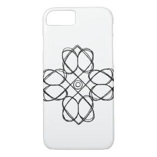 Phone case, cross design iPhone 8/7 case