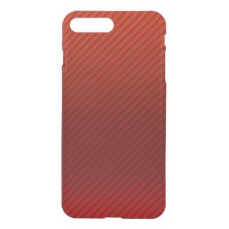Phone case -- Dark Red striped gradient