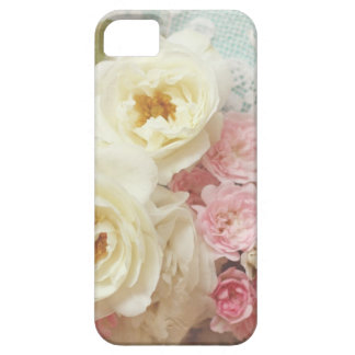 phone case-flowers-shabby chic-pastel iPhone 5 cases
