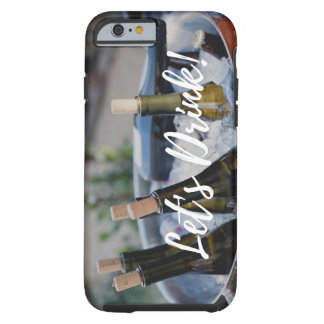 Phone case for wine lovers