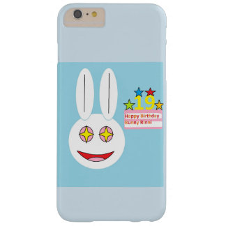 Phone Case Happy Birthday Bunny Rinni