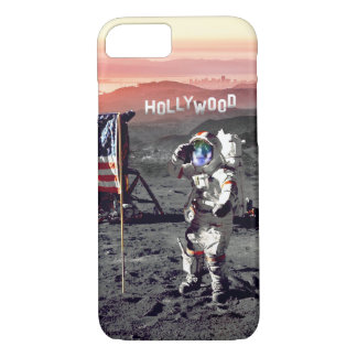 Phone Case - Hollywood Moon Man
