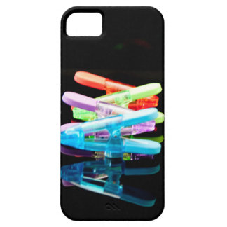 Phone Case - Magnetic Reflections iPhone 5 Cover