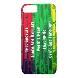 Phone case -  No Barriers