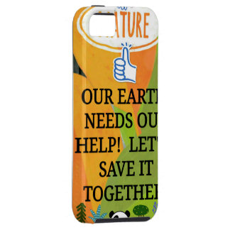 PHONE CASE - SAVE OUR EARTH