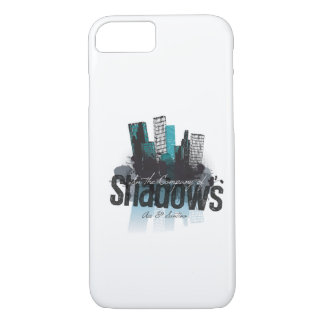 Phone case: skyline iPhone 8/7 case
