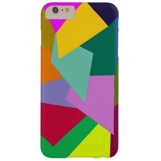 Phone case with Artistic Geometric Design