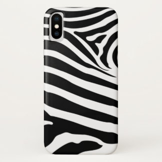 Phone Case - Zebra Print