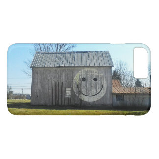 Phone Cases Vintage Americana Smiley Face Barn