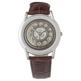 Phone clock wrist watches
