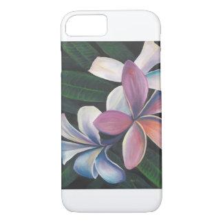 Phone Cover Plumeria