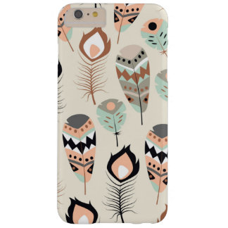 Phone cover - Tribal feathers