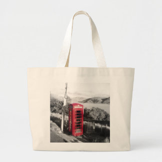 Phone Home Large Tote Bag