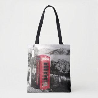 Phone Home Tote Bag