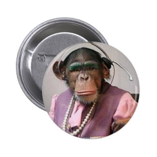 phone monkey 2 inch round button