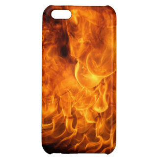 Phone on Fire Case For iPhone 5C