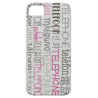 Phone, phone, phone iPhone 5 cases