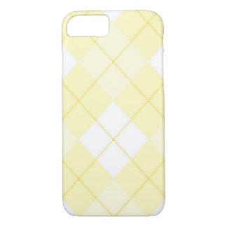 Phone/Tablet Case -Argyle Squares - Sunshine