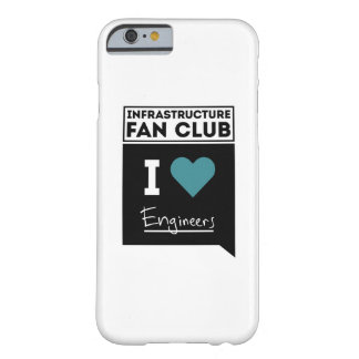 Phone & Tablet Cases (Engineers) Barely There iPhone 6 Case