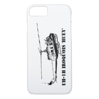Phone UH-1H Iroquois Helicopter iPhone 8/7 Case