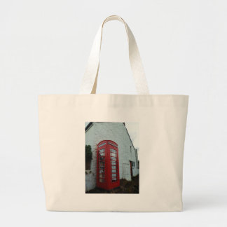 Phonebox Book Exchange Tote Bags