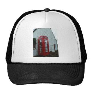 Phonebox Book Exchange Trucker Hat