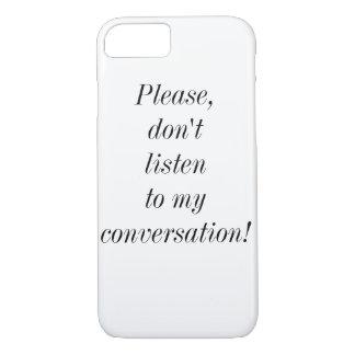 PhoneCase iPhone 7 Case