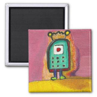 PHONEWOMAN Magnet