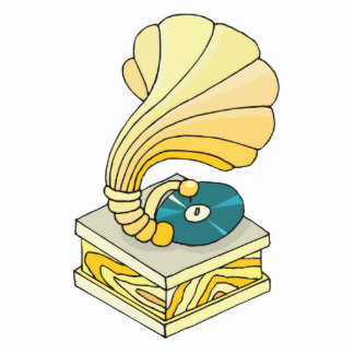 phonograph record player cut out
