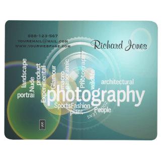 Photagraphy Typography Bokeh Photographer Journals