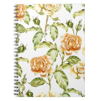 Photina Van Baarle Designs Spiral Notebook