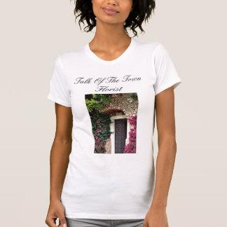 Photo02_00A_2, Talk Of The Town Florist T-Shirt