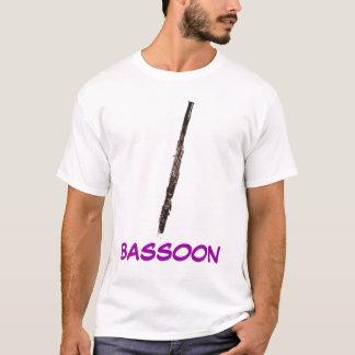 photo1200bassoon, BASSOON - Customized T-Shirt