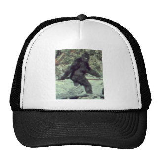 PHOTO 1967 DE BIGFOOT SASQUATCH D'ORIGINAL CASQUETTE TRUCKER