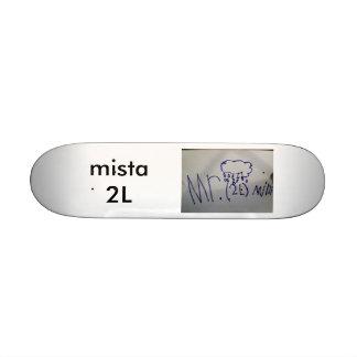 Photo 795, mista 2L Skateboard Deck