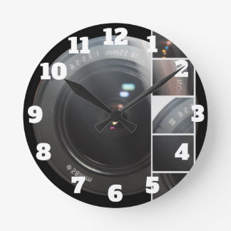 Photo Acrylic resin clock